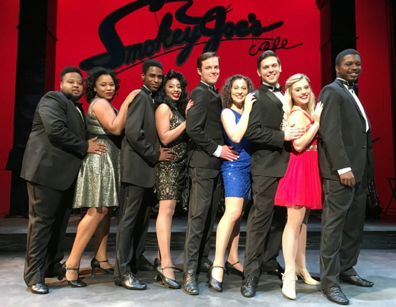 Smokey Joe's plays at The Legacy Theatre