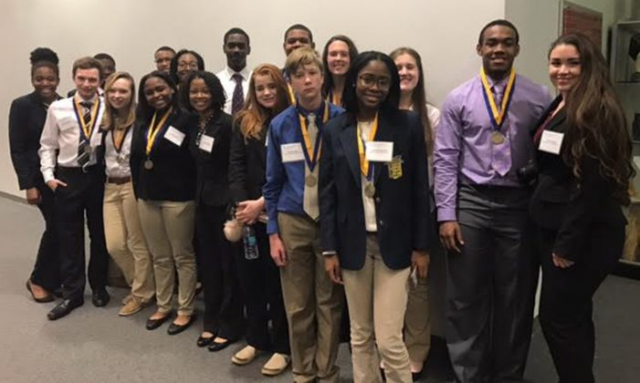 FBLA chapter continues success