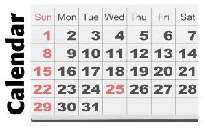 Calendar-Graphic-One