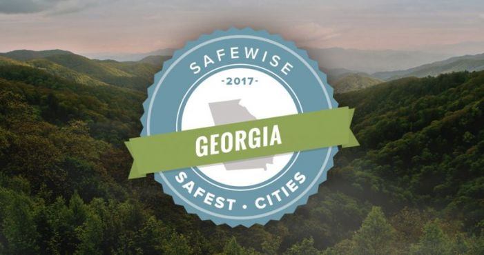 Three local cities are among the state's safest places