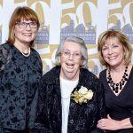 (L-R) Carlotta Ungaro, Carolyn Cary, Debbie Britt.
