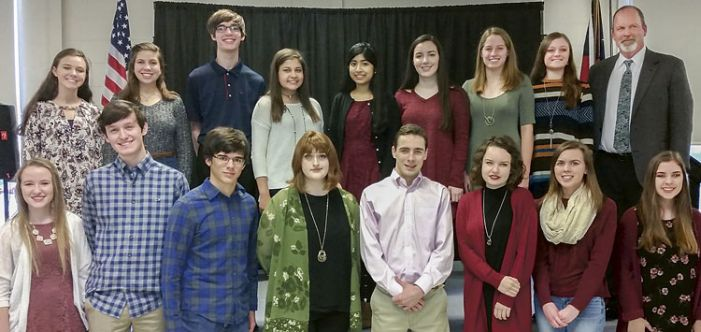 Coweta students get Governor's Honors