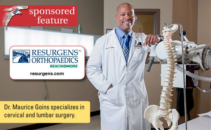 Resurgens Orthopaedics: innovative solutions for back and neck pain