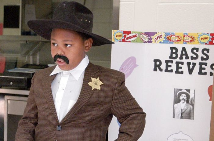 Schools observe Black History Month