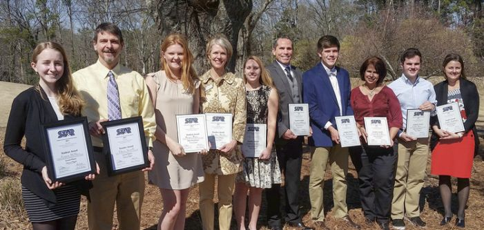 Coweta names STAR students
