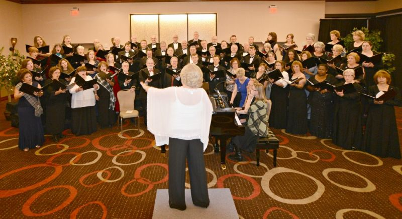 Southern Crescent Chorale will raise funds for Wellspring Living with a concert March 4.