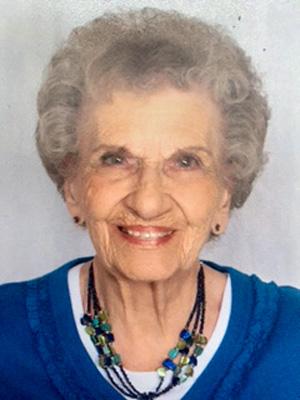 Grace Burke Wood