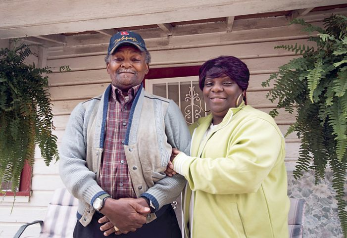 Southern Crescent Habitat for Humanity helps Fayette man, 81, get indoor bathroom