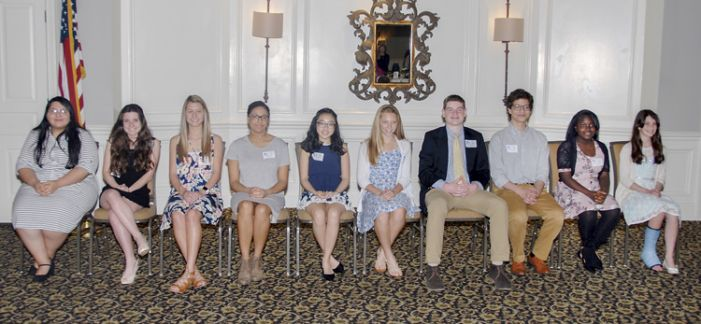 Optimists honor county youth
