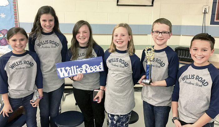Coweta students shine at academic competition