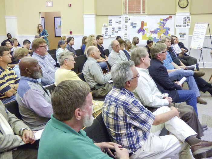Residents turn out for 20-year Fayetteville plan update