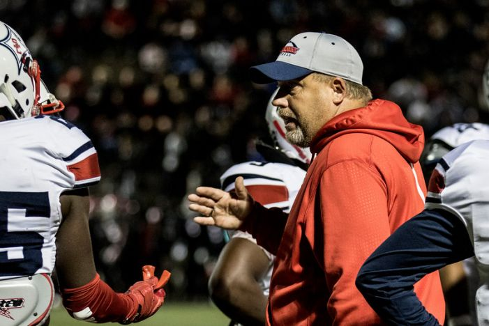 Garvin tapped to lead Patriots this fall