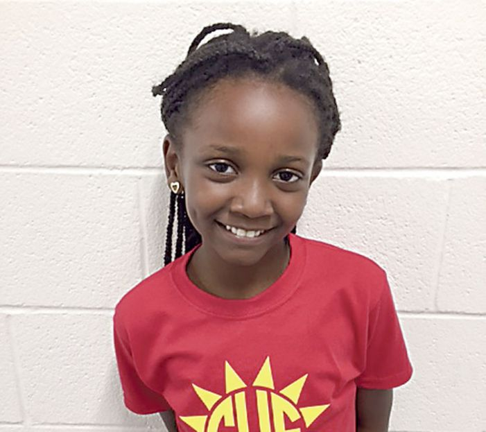 Spring Hill student top author in region