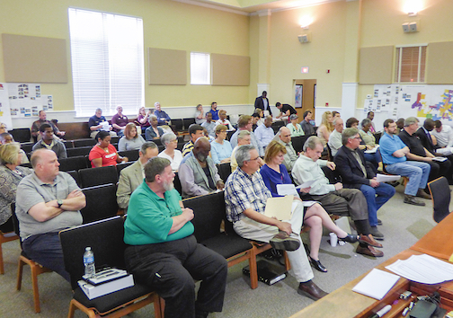 Fayetteville 20-year plan focuses on downtown