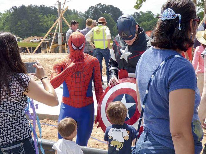 1st geothermal community in U.S. opens in Fayetteville