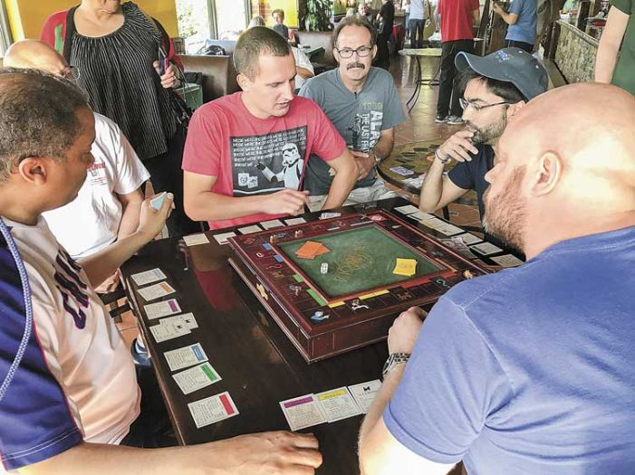 Monopoly tournament has national draw