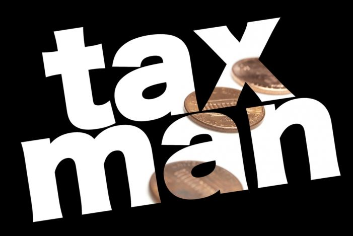The Tax Man cometh for Coweta County