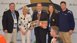 Vena wins state, national awards