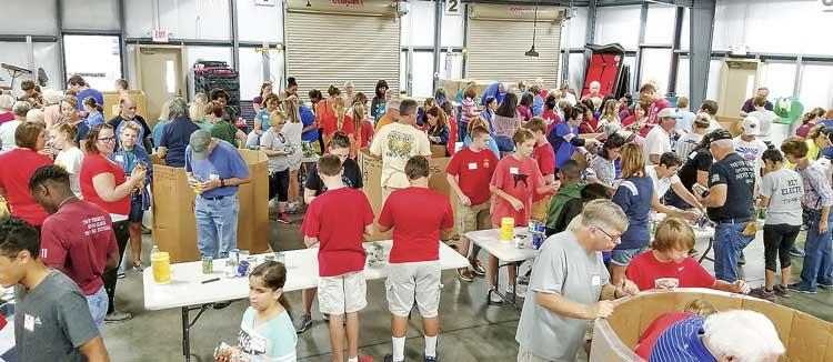 Midwest Food Bank Volunteer