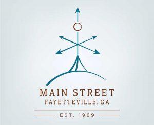 New logo for Main Street Fayetteville.
