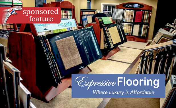 Local Superstar, Expressive Flooring, Offers Great Prices, Large Selection