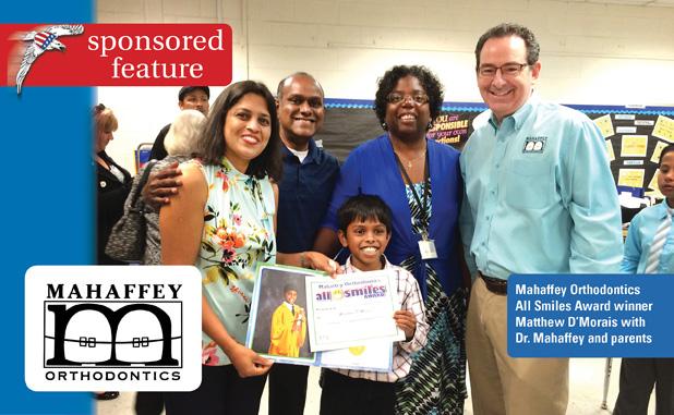 Mahaffey Orthodontics makes local kids smile