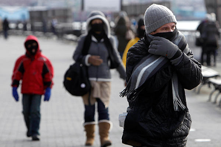 Learn to deal with cold weather