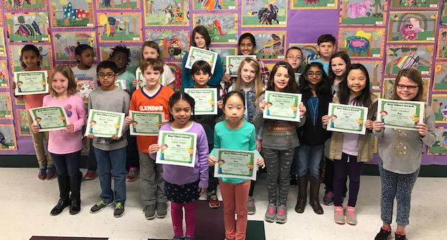 Students get Best Effort Award