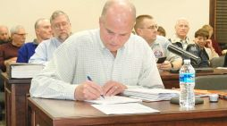 PTC's Rast in running for city manager of Senoia