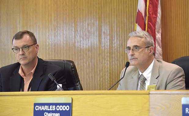 Suspense builds: Who will be new commission chairman?