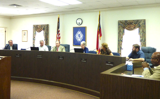 Fayette school board drops millage rate, retains tax increase