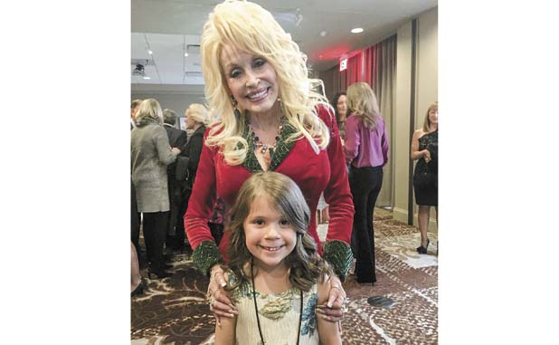 Fayetteville actress, 6, in NBC holiday drama