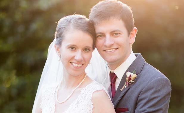 Kahley-Turk wedding