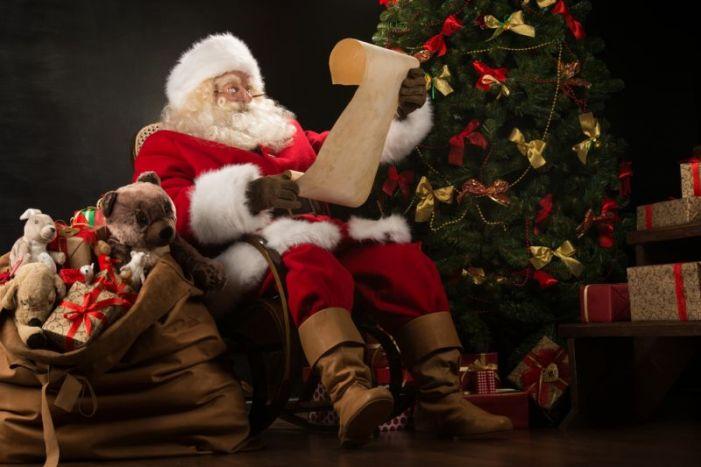 Santa bound for Newnan next week