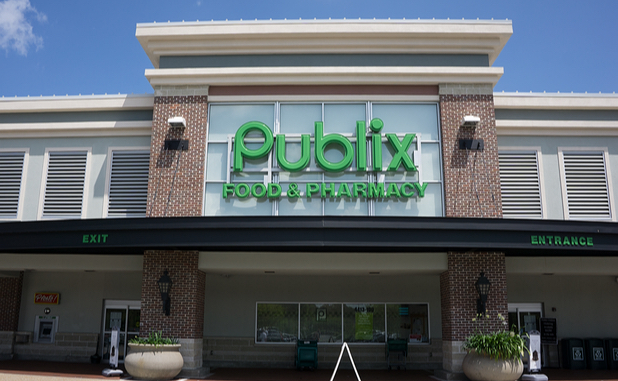 Man arrested for no-ID tantrum at Publix