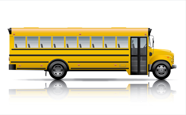 Now it will be cool to ride the school bus in Fayette