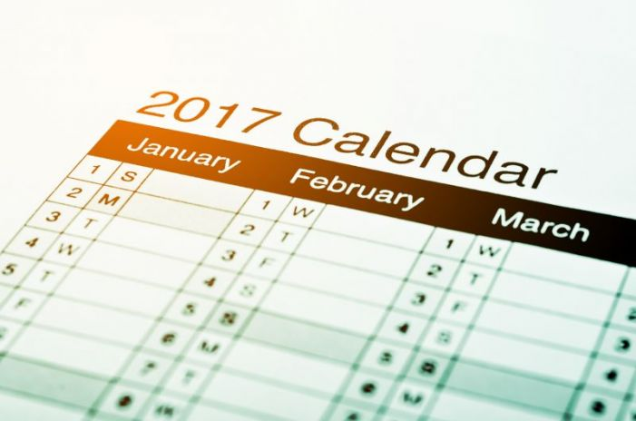 School calendar is approved for 2017-2018